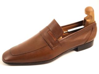 Moreschi men's moccasin loafers