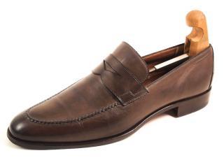 Fratelli Rossetti men's penny loafer