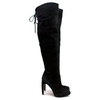 Sam Edelman Stretch Suede Over-the-knee Boots