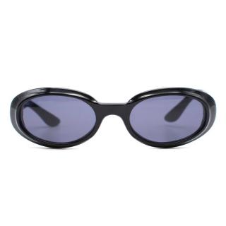 Gucci Small Oval Sunglasses