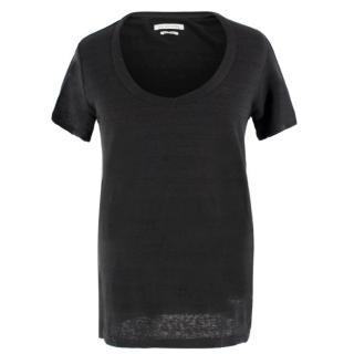Isabel Marant Etoile Grey T Shirt