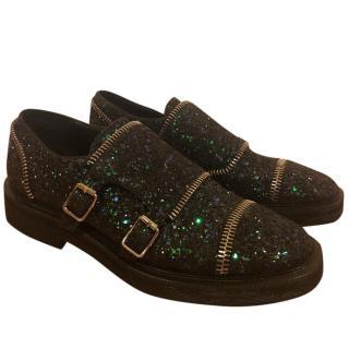 Giuseppe Zanotti Johnny monk shoe