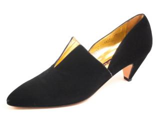 Walter Steiger low heel pumps