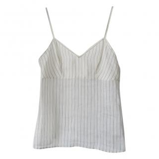 Chloe Pinstriped Camisole Top