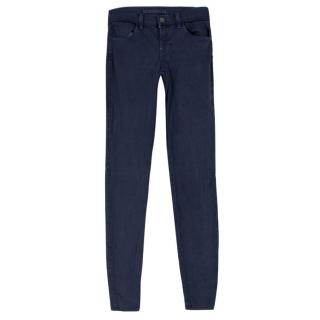J Brand navy Super Skinny Jeans