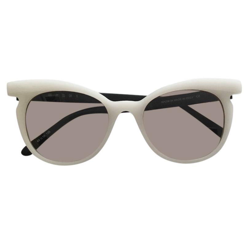 d71f12639a1f Marni White Classic Sunglasses