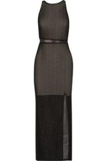 Alice + Olivia Ida Cross Back Maxi Dress