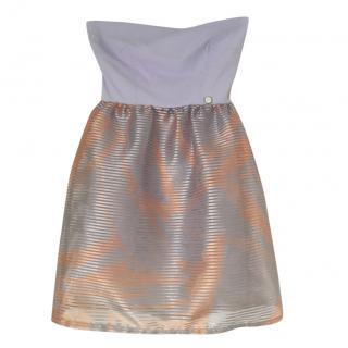 Byblos strapless mini dress
