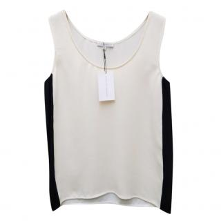 Jonathan Saunders Silk Monochrome Vest