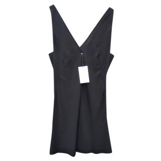 Jonathan Saunders Black Sleeveless Dress