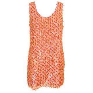 Jonathan Saunders Beaded Tunic Dress