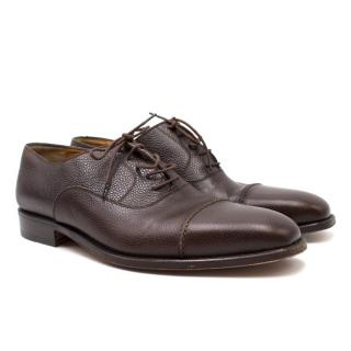 Rossini Brown Lace-up Brogues