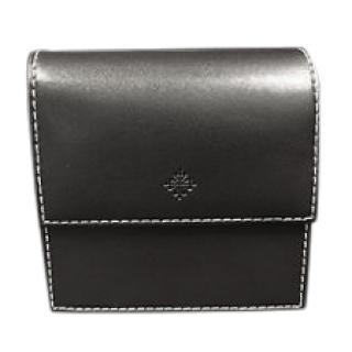 Patek Philipe Leather Travel Watch Pouch