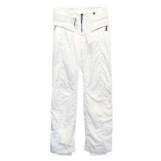 JSX-Treme White Ski Trousers