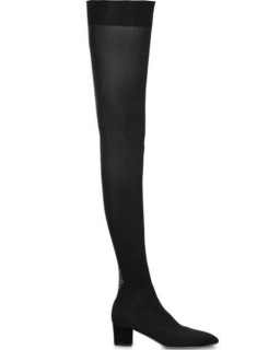 Charlotte Olympia Less Is More over-the-knee boots