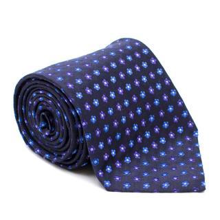 Duchamp Silk Floral Tie