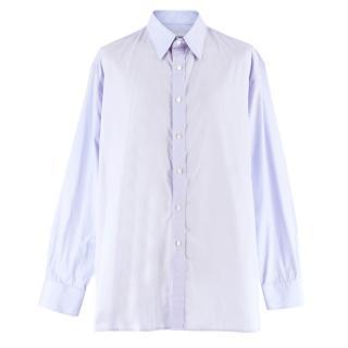Dometakis Men's Light Blue Shirt