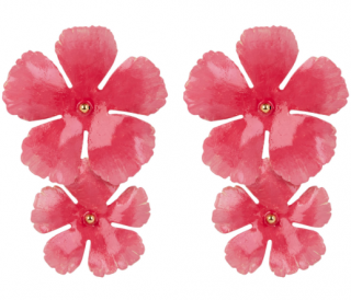 Jennifer Behr Wild Rose Faye Earrings