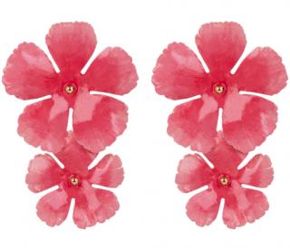 Jennifer Behr Wild Rose Faye Earrings