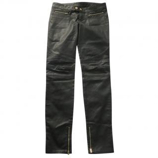 Gucci Biker Style Jeans