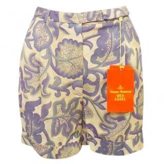 Vivienne Westwood Red Label Printed Shorts