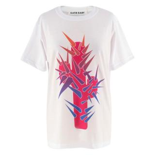 Katie Eary Ombre Cactus T-Shirt