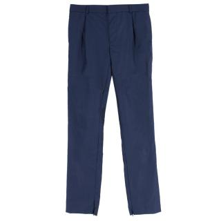 Katie Eary Navy Blue Trousers