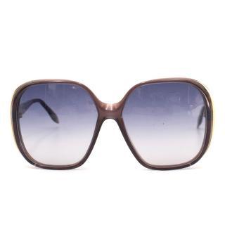 Victoria Beckham Butterfly Sunglasses