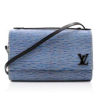 Louis Vuitton Epi Leather Clery Crossbody Bag