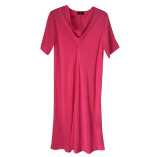 Paul Smith pink silk dress