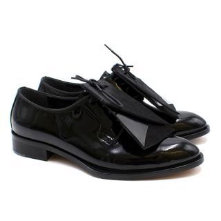 Havva Black Kurt Oxford Shoes