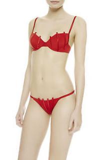 La Perla graphique couture bikini