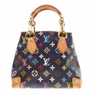 Louis Vuitton Murakami Audra Monogram Multicolor Canvas Bag
