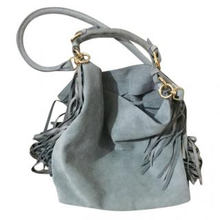Marni Fringed Hobo Bag