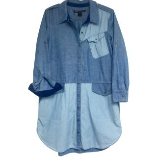 Marc by Marc Jacobs Denim Shirt Dress