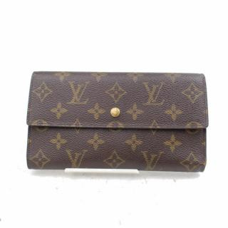 Louis Vuitton Portefeuille Tresor International Long Wallet