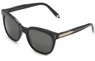 Victoria Beckham Black Framed Sunglasses
