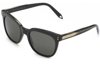 Victoria Beckham Black Framed Sunglasses