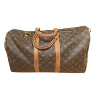 Louis Vuitton keepall 40 Boston Bag