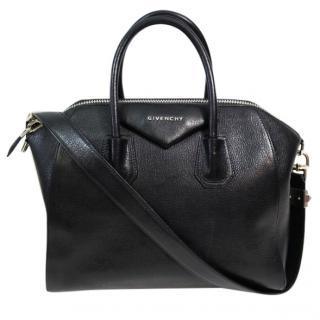 Givenchy black antigen bag