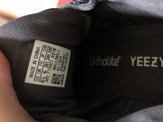 Yeezy x Adidas 500 Trainers