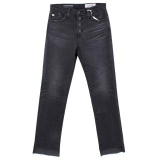 AG-ED Denim Isabelle Button-up Jeans