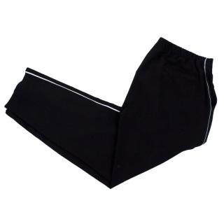 Art Du Basic Black Cigarette Trousers