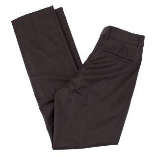Katie Eary Brown Trousers