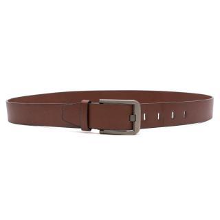 Bespoke Brown Leather Belt