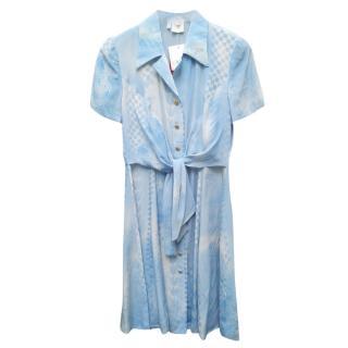 Escada Silk Printed Dress