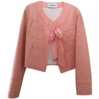 Victor & Rolf Pink Bow Tie Jacket, size 42