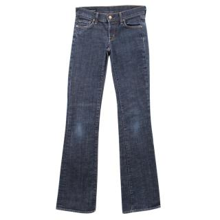 Citizens of Humanity Blue Bootleg Jeans