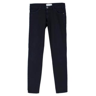 Current/Elliot Dark Navy Skinny Jeans