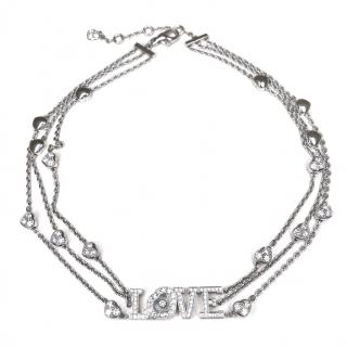 Chopard Happy Diamonds White Gold Love Choker